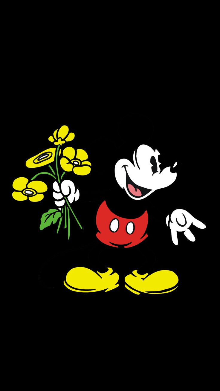 Wallpaper iphone mickey mouse - Downloaded From Girly Wallpapers Http Itunes Apple Com App Matching Wallpapermickey Mouse