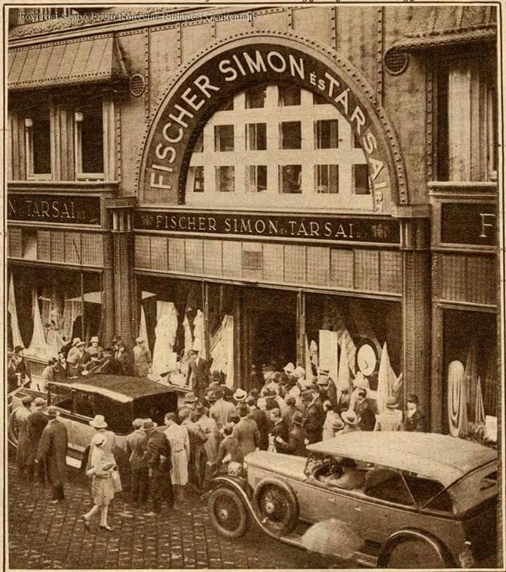 Bécsi utca 10 1928