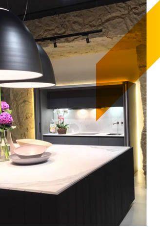 36 best Küche mit Steinwand images on Pinterest Rock wall - paneele für küche