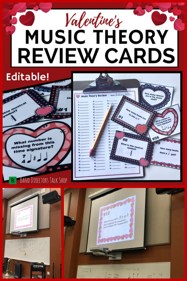 10662 best teaching music and loving it images on pinterest music valentines day music worksheet w100 editable task cards slide show biocorpaavc Images