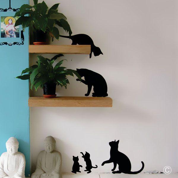 Family of Cats (WANA701)