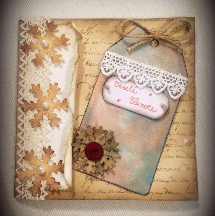Vánoční přání/christmas cards 2015