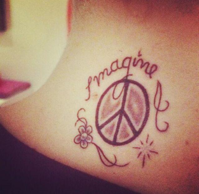 New tattoo?