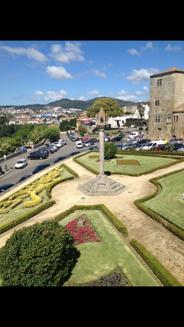 Barcelos, Portugal... My friends home town, the town of the Portuguese Gallo.