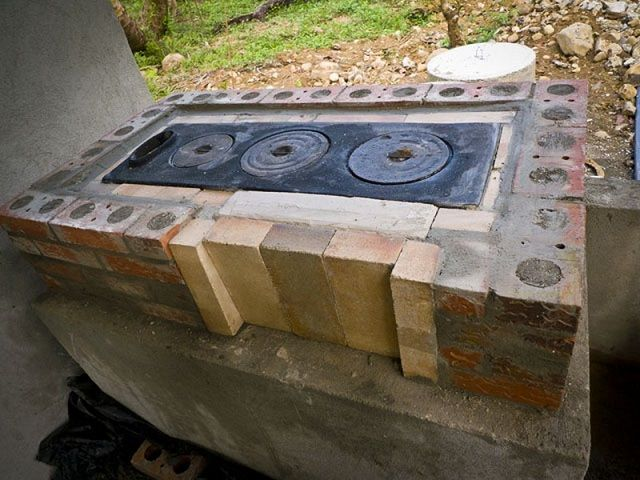 How To Build Your Own DIY Outdoor Wood Stove,Oven, Cooker, Grill and Smoker
