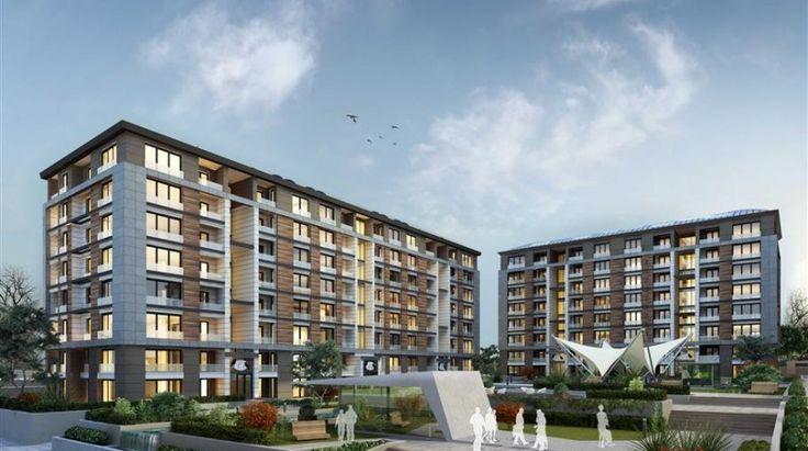 Luxurious designer apartments