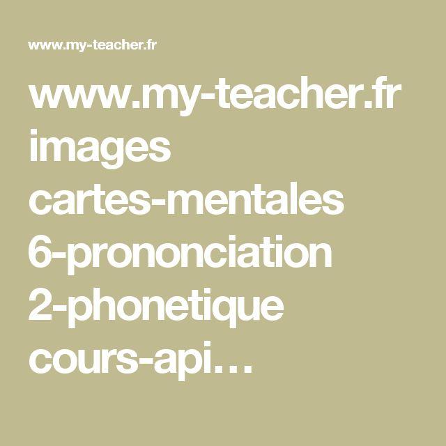 www.my-teacher.fr images cartes-mentales 6-prononciation 2-phonetique cours-api…