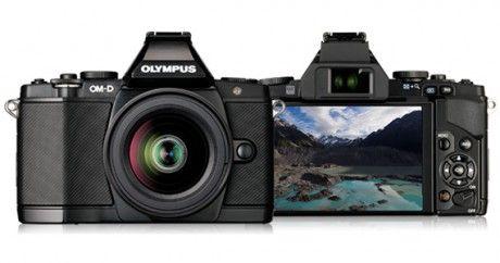 Win an Olympus EM-5 Camera