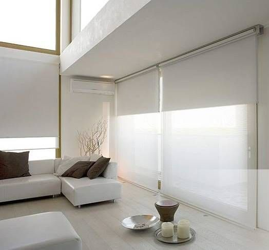Best 25 cortinas modernas para sala ideas on pinterest for Cortinas blancas modernas