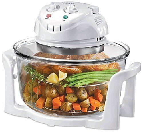 Ewave Turbo Glass Bowl Convection Oven, Glass Bowl Convection Oven Recipes