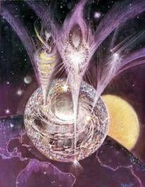 """""""Estamos aquí para ayudarte. Puedes contar con nosotros siempre. Puedes confiar en nuestra ayuda para guiar tu camino. Déjate conducir por el camino de la luz. Déjate llevar por la armonía y la paz ... Confía en nosotros y se te abrirán todas las puertas.  Fluye con la luz, fluye con la paz, fluye con la armonía. Te amamos y bendecimos cada día de tu vida.""""  Somos los ángeles de la Paz y del Equilibrio- Del Libro: Los Angeles te hablan: Escuchalos"""