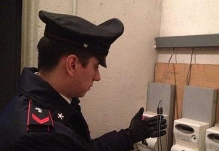 Calitri (AV) – furto di energia elettrica: 40enne arrestato dai carabinieri