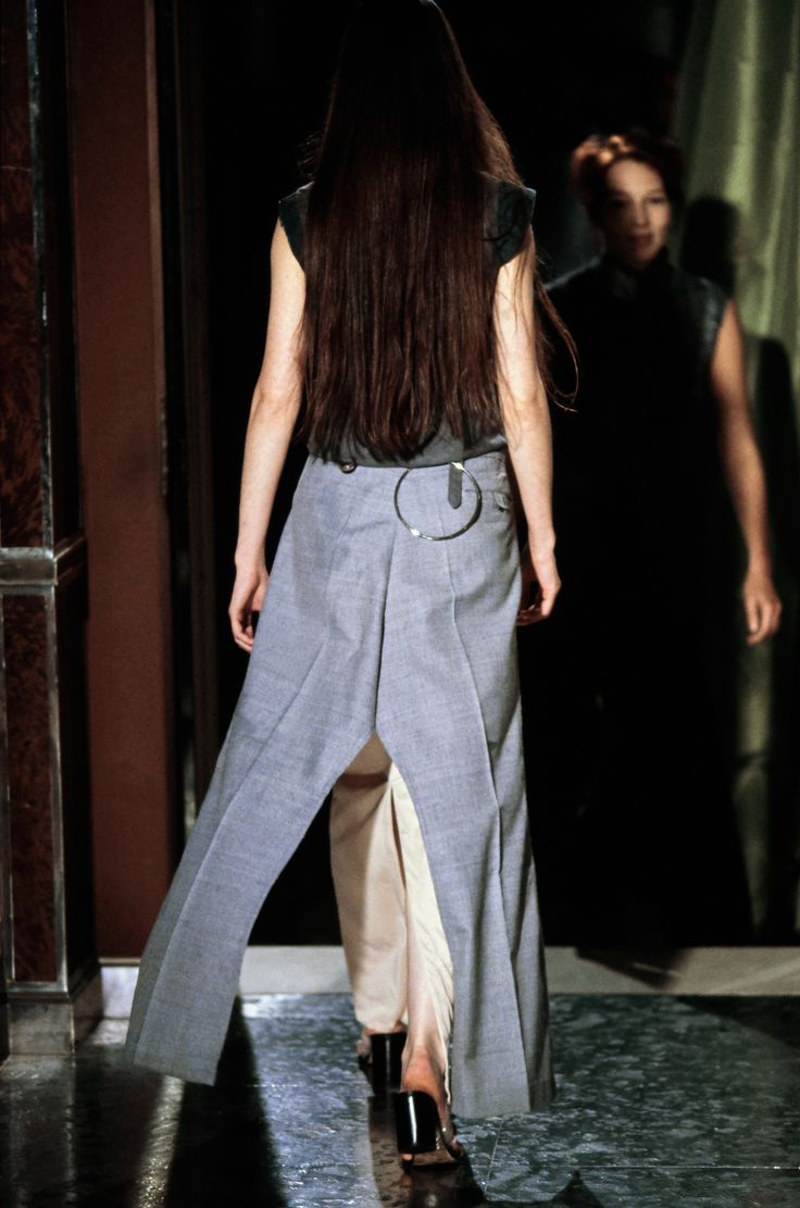 Maison Margiela Spring 1999 Ready-to-Wear Fashion Show Details