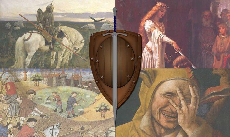 ¡Descubre con este TEST qué serías en la Edad Media! ¿Un bardo, un caballero, un forajido, un monje, un noble, un bufón, un artesano u otra cosa?