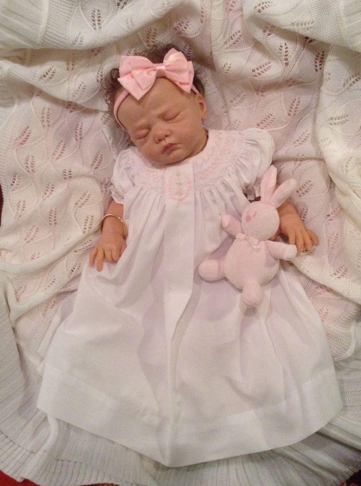 Beautiful Lillie Beth, reborn baby doll