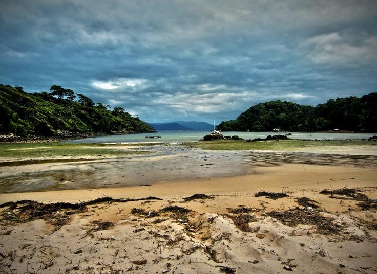 Rakiura National Park - Stewart Island, New Zealand   Crysis by Hannes Welker, via 500px