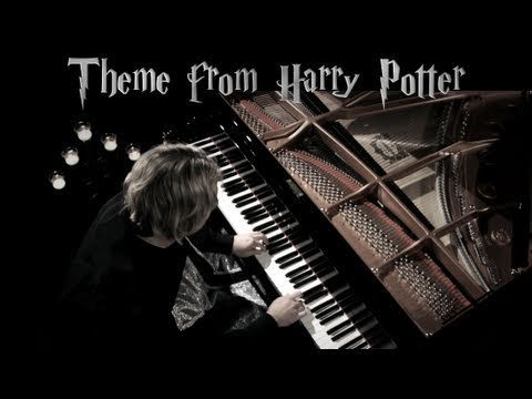 Harry Potter Theme  (Hedwig's Theme) - Incredible Piano Solo of Jarrod Radnich by ThePianoGuys.