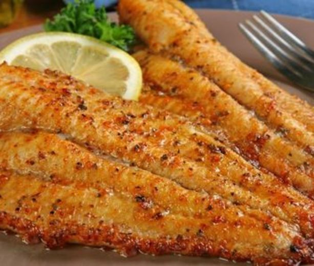 Broiled Cajun Catfish - Replacing the corn meal with almond flour should make this neutral