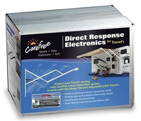 Carefree SR0093 Awning Motion Detection Retractor For Travel'r Awnings