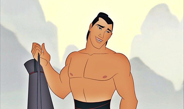 We Know Your Favorite Disney Dude Based On Your Zodiac Sign......You got: Li Shang  He's your ~daddy~, caring and strong. Plus he's got some majestic eyebrows and a man bun.