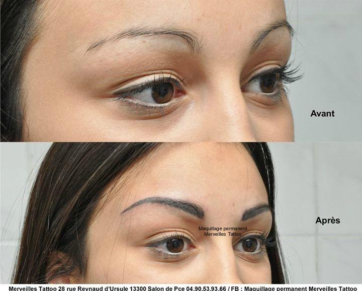 Les 10 meilleures id es de la cat gorie maquillage permanent sourcils sur pinterest sourcil - Maquillage permanent sourcils poil a poil ...
