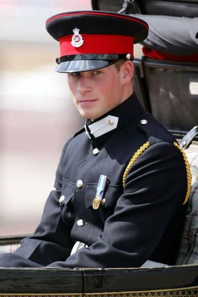 Prince Harry. Henry Charles Albert David;formally styled Prince Henry of Wales; born 15 September 1984, known as Captain Harry Wales in his military role, is the younger son of Charles, Prince of Wales, and Diana, Princess of Wales. His paternal grandparents are Queen Elizabeth II and Prince Philip, Duke of Edinburgh. He stands fourth in line to succeed his grandmother as monarch of the Commonwealth realms, preceded by his father,
