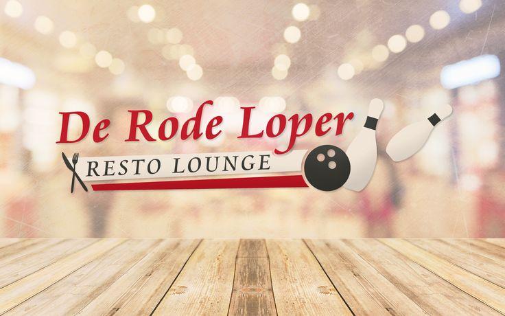"""Logo ontworpen voor """"De Rode Loper Resto Lounge""""  Nu bezig met de website! Weer een superleuk project!"""