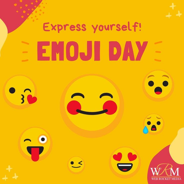 Its worldemojiday emojis are a great tool for creating