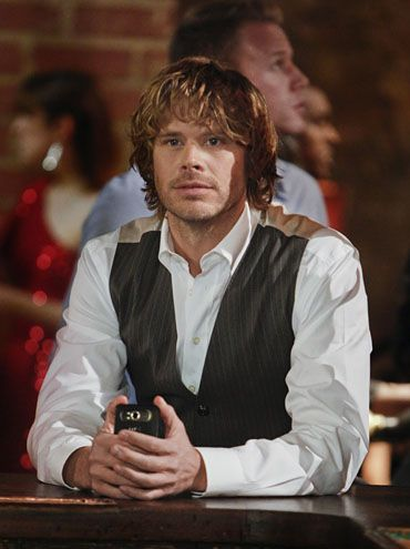 Eric Christian Olsen from NCIS:  Los Angeles