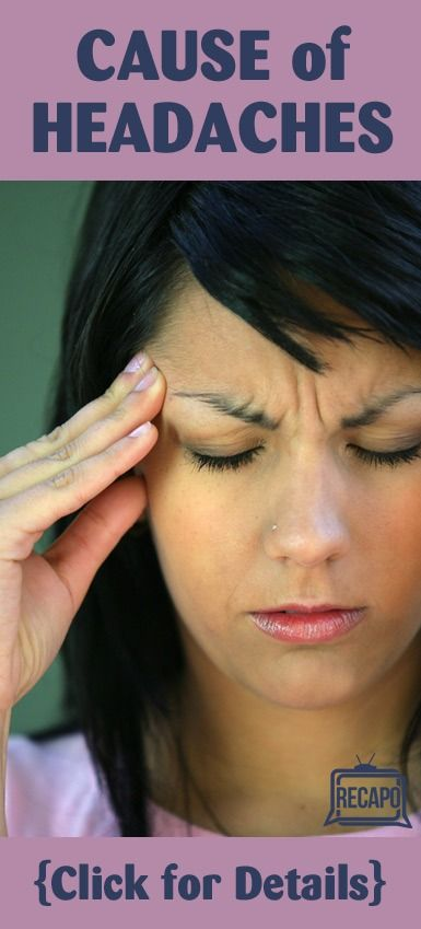 Dr Oz talked about how best to treat different types of common headaches, including a Cluster Headache, Sinus Headache, and Rebound Headache causes.