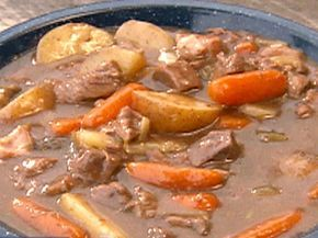 """Cowboy"" Stew recipe from Robert Irvine via Food Network"