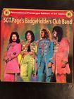 Led Zeppelin 3CD Box Set SGT. PAGE'S BADGEHOLDERS CLUB BAND Tarantura PROMO ED!
