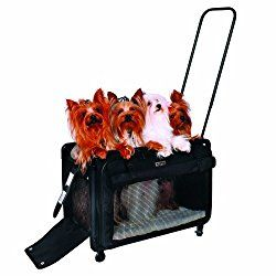 Best Dog Carrier With Wheels: Reviews & Buyer's Guide