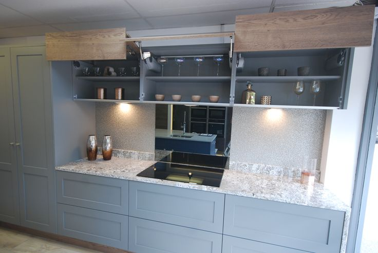 Best 25 grey mirrors ideas on pinterest grey framed for Kitchen ideas guildford