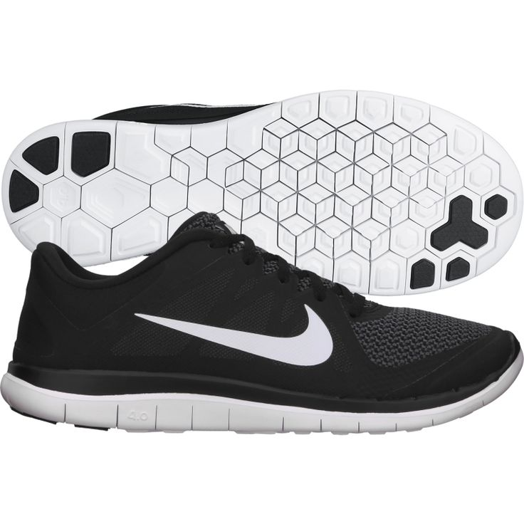 Nike Men's Free 4.0 Shoes - Black | DICK'S Sporting Goods