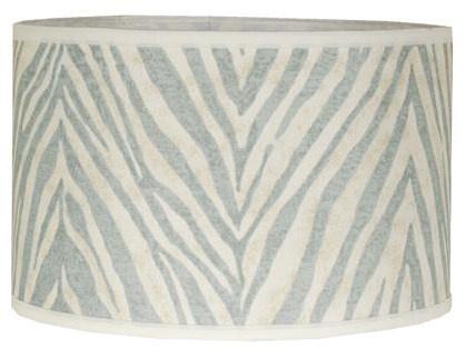 Painted lampshade diy