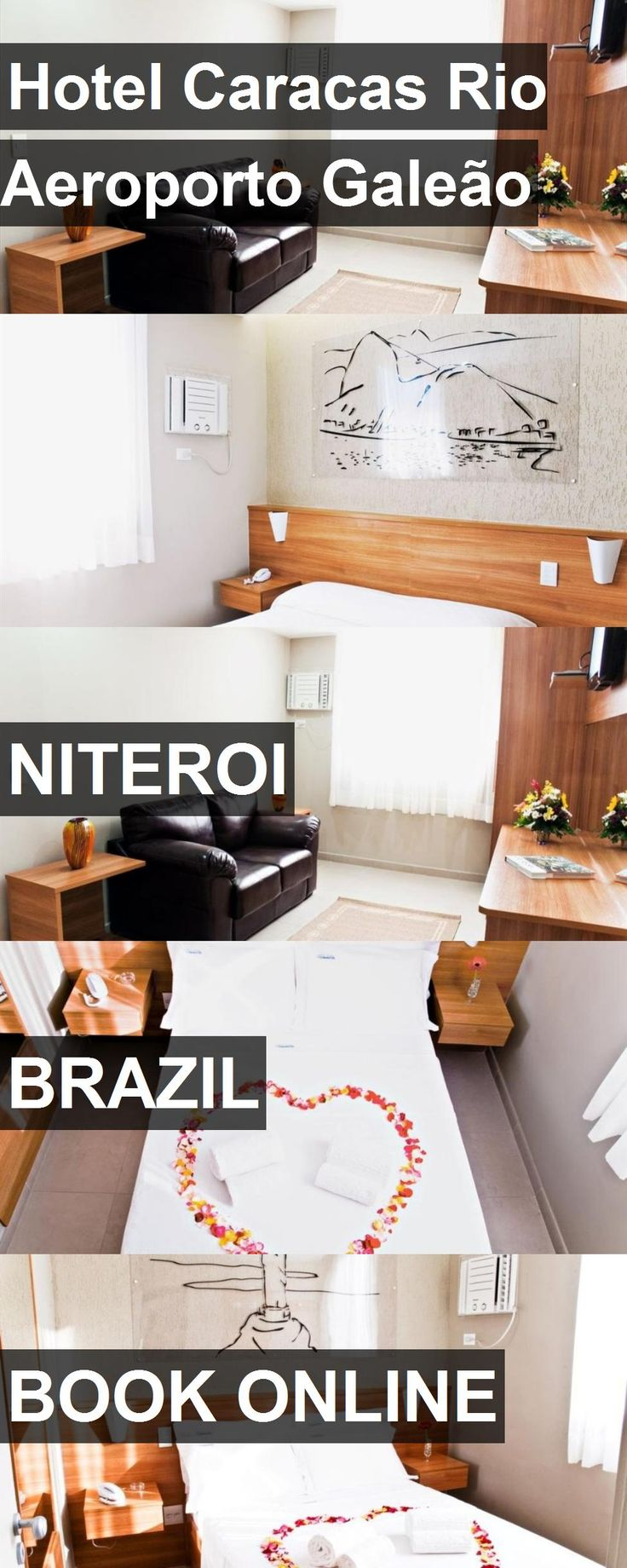 Hotel Caracas Rio Aeroporto Galeão in Niteroi, Brazil. For more information, photos, reviews and best prices please follow the link. #Brazil #Niteroi #travel #vacation #hotel