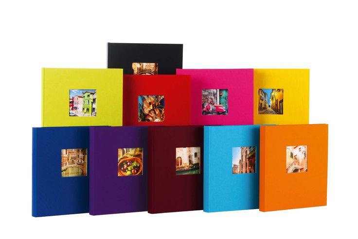 goldbuch Einsteckalbum Bella Vista für 200 Fotos