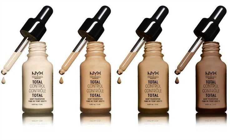 NYX_Foundation