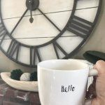 H E L L O Monday! Or should I say HELLO eclipse day! Lots of emotions and talk going on today about the Eclipse! Have a great day everyone! . . . #neutraldecor #pier1love #MondayDunnYet #raedunnclay #raedunn #hellocoffee #pier1imports#modernfarmhouse #modernfarmhousemonday #mydecormonday #homedecor #raedunncollectors #raedunnfinds #raedunncoffeemugs #raedunnmagenta