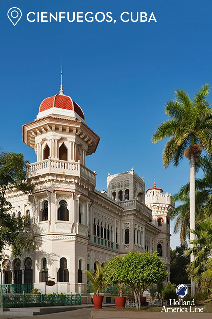 Cienfuegos, Cuba // An important part of the country's history and commercial center, Cienfuegos boasts numerous attractions that give a fuller, more complex view of Cuban life, culture and history. Journey with us and see for yourself.