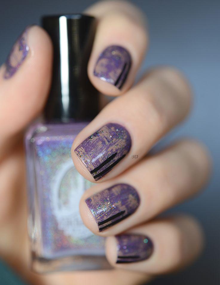 1000 id es propos de nail art brushes sur pinterest jolis ongles nail art facile et ongles. Black Bedroom Furniture Sets. Home Design Ideas