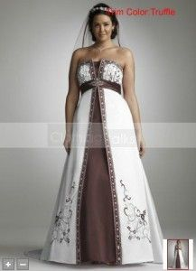 David S Bridal Clearance Nwt Davids Wedding Dress Gown Sz 22w Style 9yp3066 Plus Size