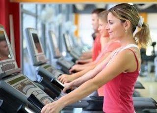 Turunkan Berat Badan dengan Latihan Treadmill - Bandung Fitness Center