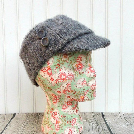 Learn how to easily cover a foam head with fabric for a hat or headband display, or some quirky decor.