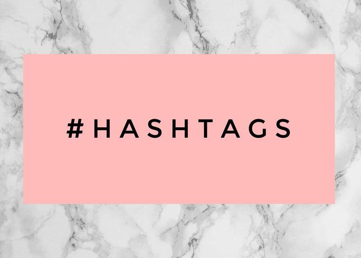 Hashtag Populares para o Instagram