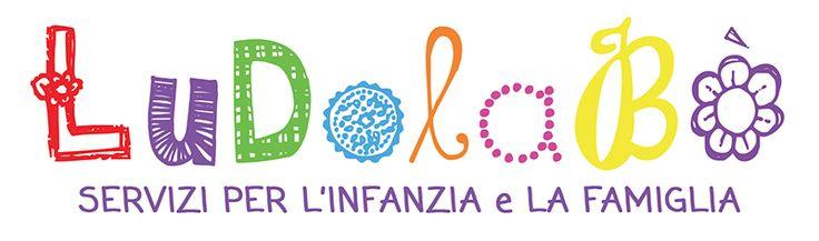 Logo LuDolaBò, Servizi per l'infanzia e la famiglia