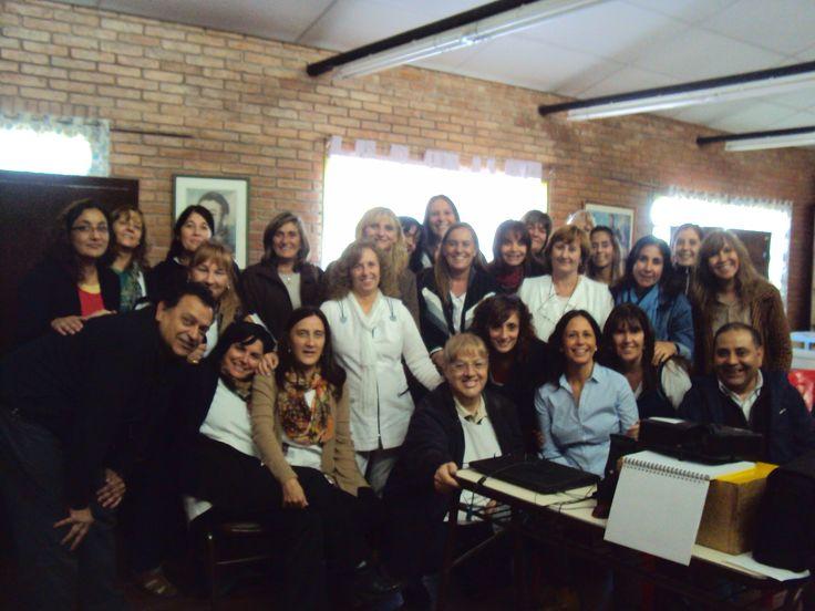 Taller de Coaching para Directivos de Escuelas. San Rafael - Mendoza - Argentina. Abril 2015