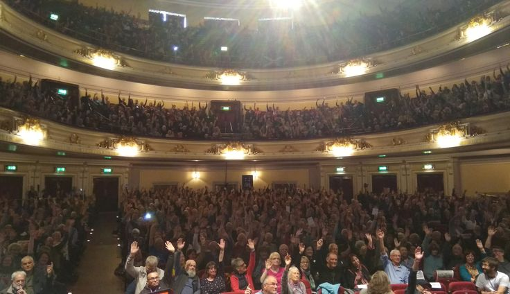 """Britain is not Great. Britain is Weird""   The Usher Hall voting >90% in favour of Scotland adopting its own independent currency. On the 4th of November I spoke at the Scottish Independence Convention's Building Bridges to Independence conference. As with my SIC talk in January, it fell to me to be the one with …"