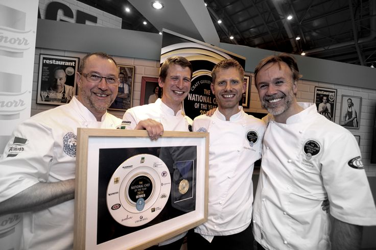 CCS are proud sponsors of NCOTY. The National Chef of the Year was established in 1972 and winning has helped establish the careers of its winners which include Gordon Ramsay, David Everitt-Matthias, Mark Sargeant, Steve Love, Simon Hulstone and Hrishikesh Desai.